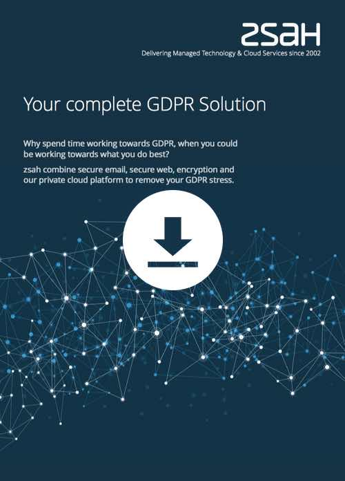 GDPR as a service