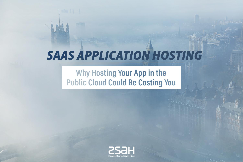 SaaS Application hosting - zsah