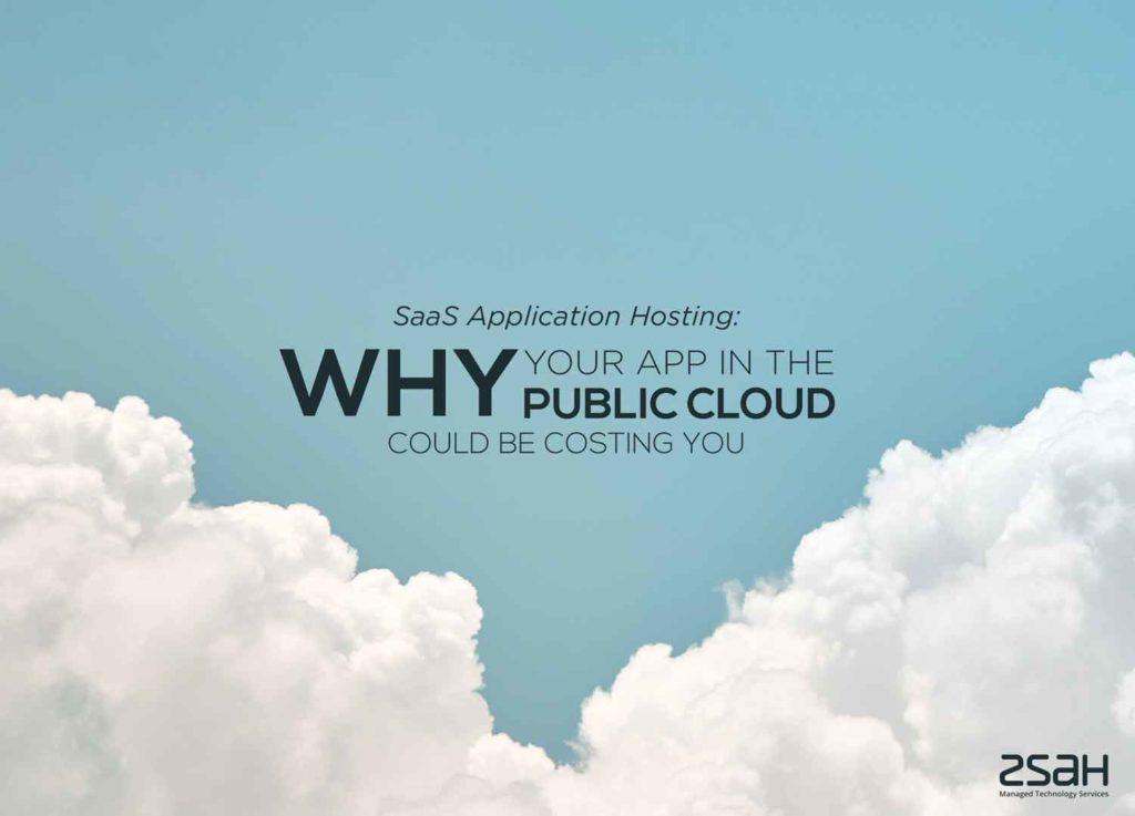 saas application hosting