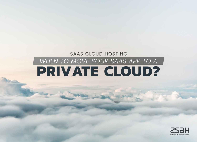 Saas Cloud Hosting