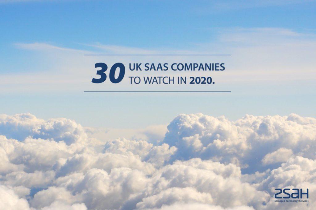 UK SaaS Companies 2020