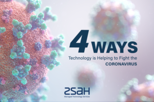 technology fight Coronavirus - zsah