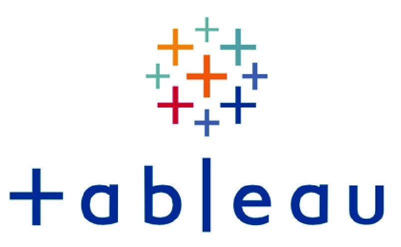 data analytics tool - tableau