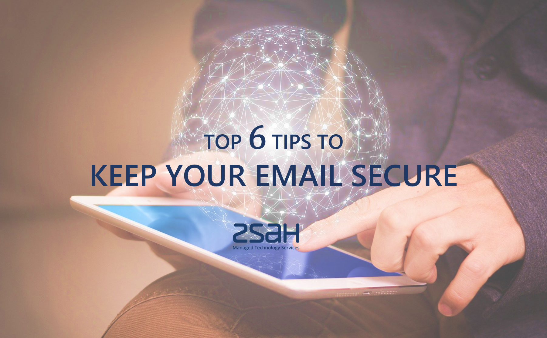 top tips email secure