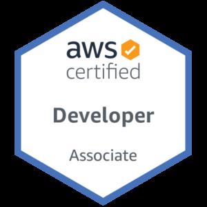 zsah AWS certified Developer