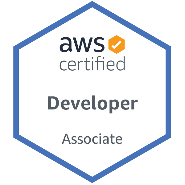 zsah AWS certified Developer