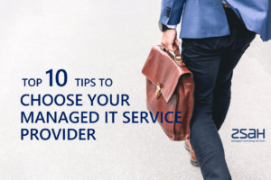 how to choose managed service provider