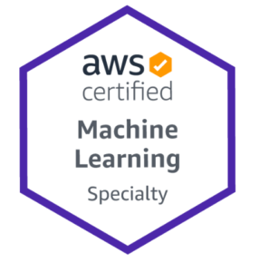 zsah AWS Machine Learning certified Engineer