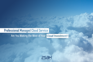 Professional Services for Cloud - Are you Making the Most of your Cloud Investment?_zsah