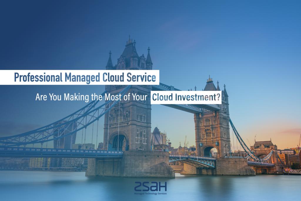 Professional managed cloud service - zsah