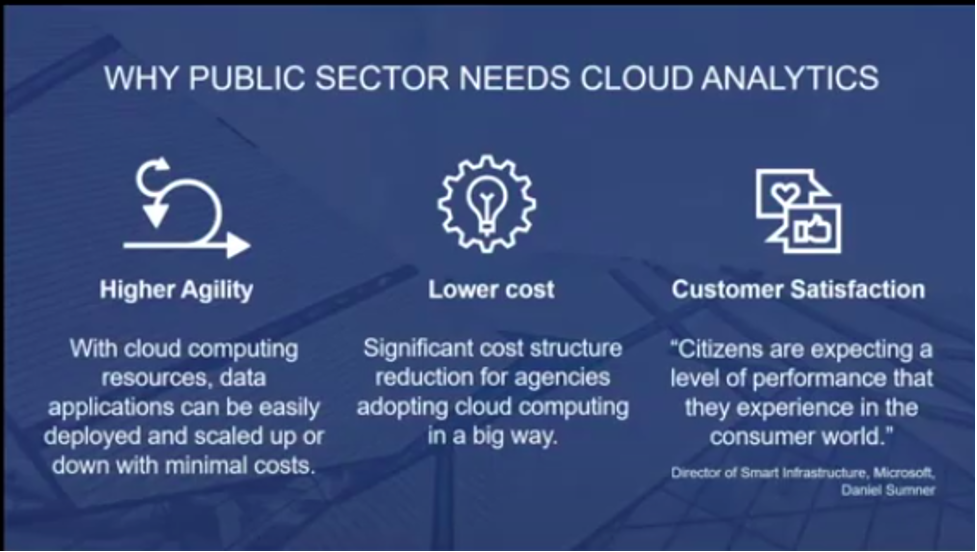Why Public Sector Needs Cloud Analytics - zsah