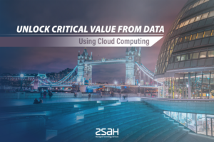How Public Sector Can Unlock Critical Value from Data Using Cloud Computing - zsah